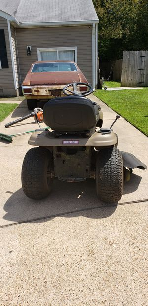 Riding Lawn Mower for Sale in Hampton, VA