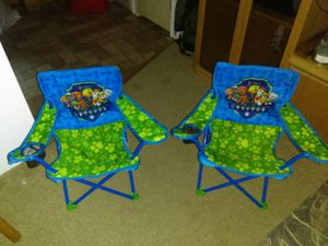 Two brand New!!! Paw Patrol kids chairs. for Sale in Winter Haven, FL
