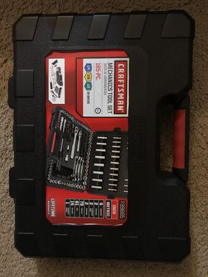 Craftsman 165pc for Sale in Houston, TX