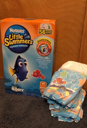 Huggies Little Swimmers Swim Diapers for Sale in Colorado Springs, CO