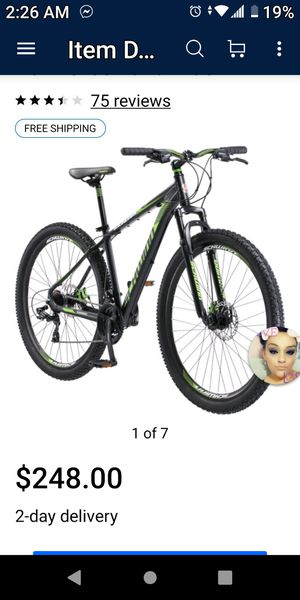 SCHWINN Boundary Mountain Bike 29inch for Sale in Roanoke, VA