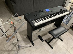 General Music SK88 World Keyboard/Synth/Workstation for Sale in Las Vegas, NV