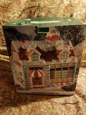 Gingerbread Cookie Jar NEW!!! for Sale in Wichita, KS