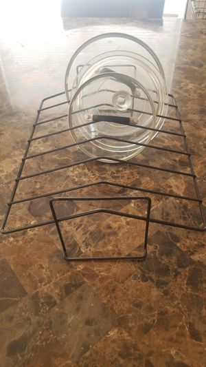 Pot lid holder organizer for Sale in Phoenix, AZ