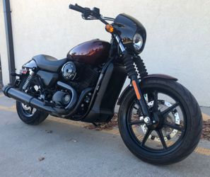 2015 Harley Davidson Street XG500 with only 1.351 miles for Sale in Waco,  TX