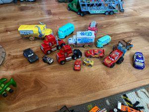 McQueen toys for Sale in Stockton, CA