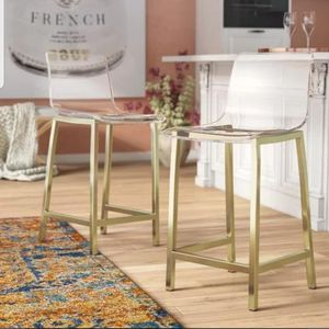 """2 TIM 24"""" BAR STOOLS for Sale in Columbus, OH"""
