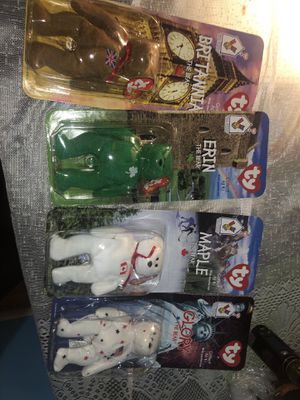 Rare TY Beanie Babies full collection for Sale in Columbus, OH