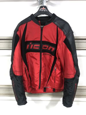 Icon Arc cold weather dual texture jacket for Sale in CA, US