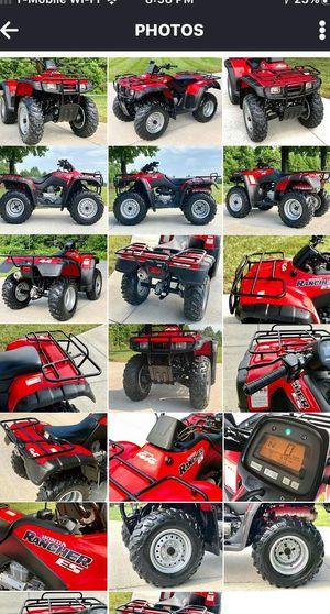 $600 Honda Rancher for Sale in Lorton, VA
