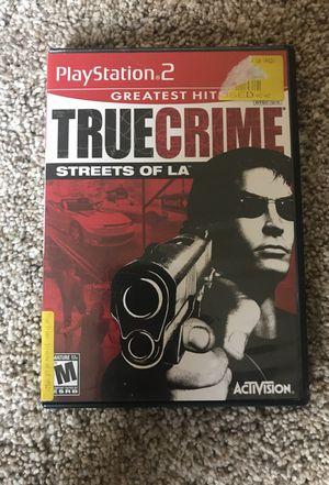 True Crime Streets of LA for Sale in Tampa, FL