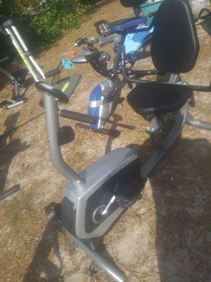 Recumbent bike for Sale in Tampa, FL