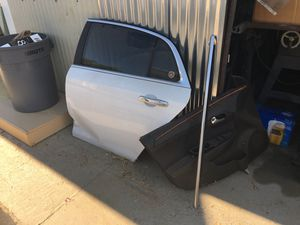 2011 Chevy Malibu driver side door panel parts for Sale in Turlock, CA