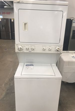 Kenmore electric stack washer dryer for Sale in Denver, CO