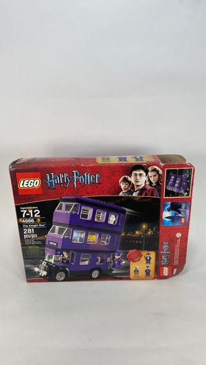 Lego Harry Potter 4866 the knight bus for Sale in Claremont, CA