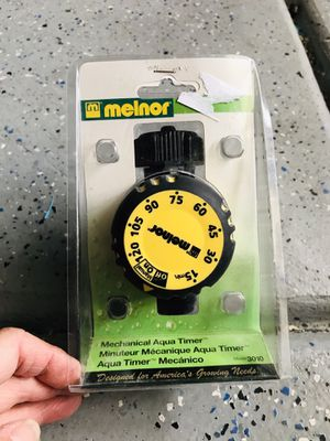 Melnor Mechanical Aqua Timer for Sale in Henderson, NV