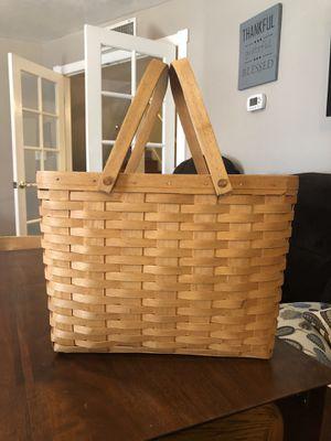 3 longaberger baskets for Sale in Glendale, AZ
