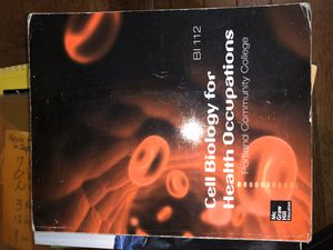 Cell biology for health occupations for Sale in Hillsboro, OR