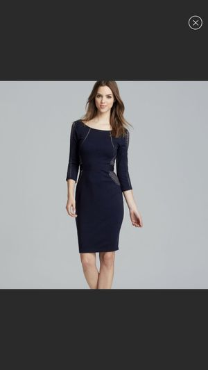 Bailey 44 navy Dress new with Tags Size Large for Sale in Pleasanton, CA