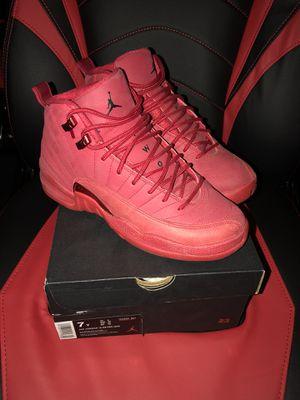 Jordan 12 gym red size 7 for Sale in San Bernardino, CA