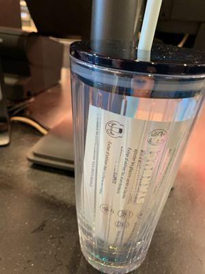 Starbucks 2020 Holiday Glass for Sale in East Los Angeles, CA