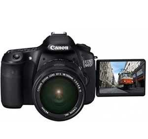 Cannon 60D with lens rarely used trade with IPad Pro cellular for Sale in Mount Prospect, IL