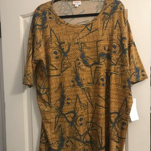 New with tags Disney Lularoe shirt Villains Nightmare Before Christmas Jack size large for Sale in Tacoma, WA