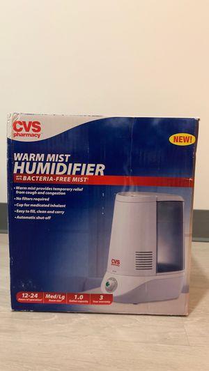 CVS Brand Humidifier (NEW Unopened) for Sale in Arlington, VA