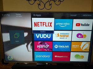Sharp 55 LED 4k smart tv for Sale in Watauga, TX
