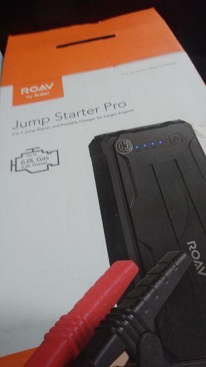 Roav jump starter pro for Sale in Amarillo, TX