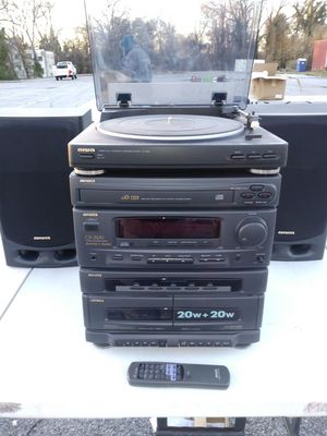 Great condition stereo system for Sale in Atlanta, GA