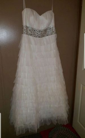 Alfred Angelo Wedding Dress for Sale in Newland, NC