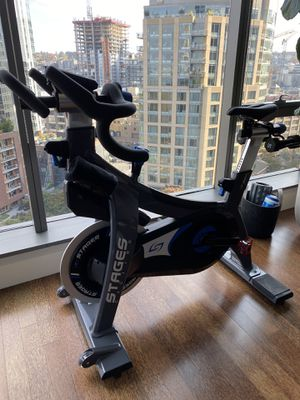 Stages SC3 Indoor Cycling Exercise Bike for Sale in Seattle, WA