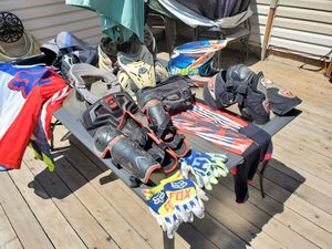 Dirt bike gear!!!! Cash only for Sale in Denver, CO