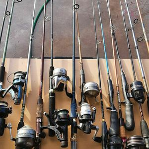 HUGE FISHING & TACKLE LOT for Sale in Sun City, AZ