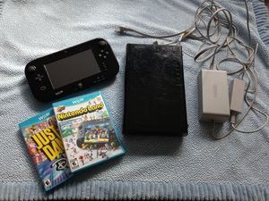 Wii U console & game pad for Sale in Lindenwold, NJ