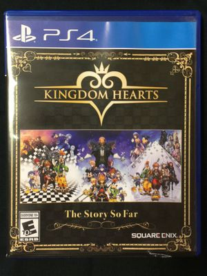 Kingdom Hearts PS4 video game for Sale in Fremont, CA