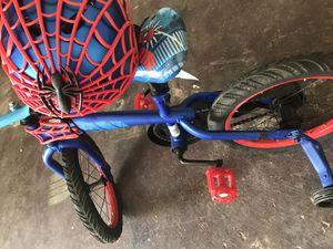 Spider-Man Kids Bike for Sale in Kettering, MD