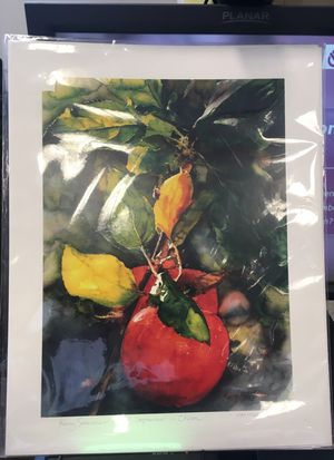 Limited edition print September in Chelan by Kerry Siderius for Sale in Wenatchee, WA