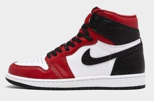 Air Jordan High Satin Snake Chicago (W) for Sale in Ontario, CA