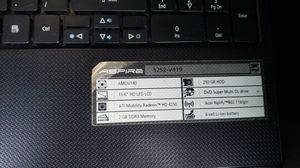 Acer laptop for Sale in Cincinnati, OH