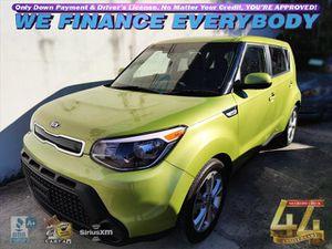 2015 Kia Soul for Sale in Hollywood, FL