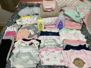 Baby Girl Clothes Lot for Sale in Dallas, TX
