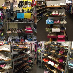 Tennis shoes, high heels, sandals, dress shoes for Sale in Riverview, FL