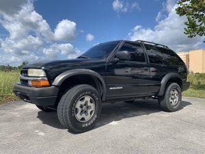 2004 Chevy Blazer ZR2 for Sale in Vero Beach, FL