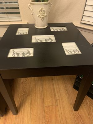New frame end table for Sale in Fresno, CA