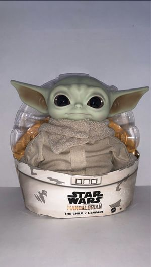"The Child 11"" Plush Toy Baby Yoda Doll for Sale in Garden Grove, CA"