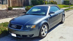 2004 Audi A4 1.8 Turbo Convertible Sport for Sale in San Diego, CA