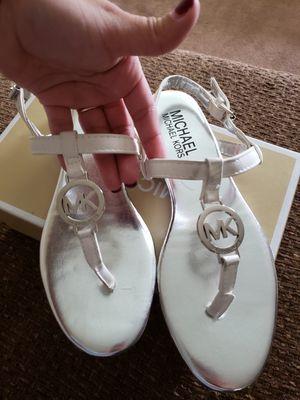 Michael Kors Sandals size 4 for Sale in La Habra, CA