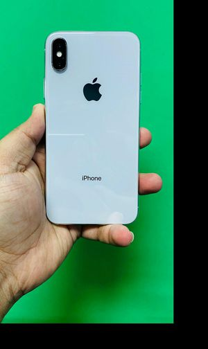 iPhone X 64gb Unlocked (finance for $50 down, no credit needed) $450 for Sale in Carrollton, TX